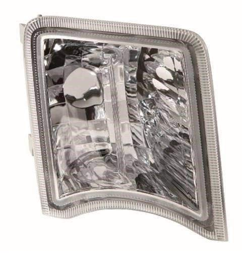 Trade Vehicle Parts TY8014 Indicator Light Lamp Situated In Front Bumper Driver Side: