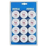 Joola Tischtennis-Bälle »TRAINING« 12er Blister, weiß