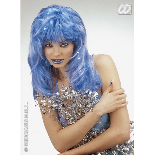 - Dana Glamour Child Wig For Fancy Dress Costumes & Outfits Accessory