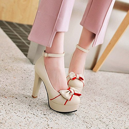 PU Zapatos de Mujer sint Cuero rxAfrqCwE