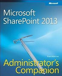 Microsoft Sharepoint 2013 Administrator's Companion