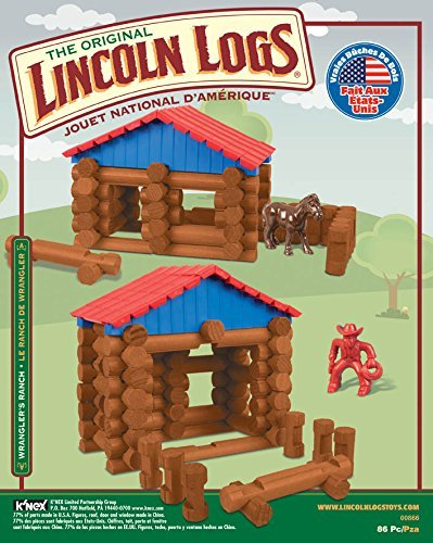 knex-lincoln-logs-wranglers-ranch-set-86-pieces
