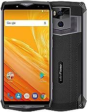 Ulefone S1 Mobile Phone Android 8.1 5.5 inch 18:9 MTK6580 Quad Core 1GB RAM 8GB ROM 8MP+5MP Rear Dual Camera 3G Smartphone - Nero