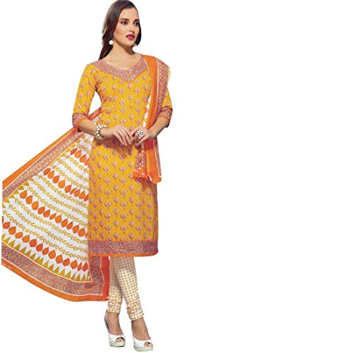 Indian Cotton Salwar Kameez - 6