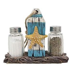51QOYGsAwnL._SS300_ Beach Salt and Pepper Shakers & Coastal Salt and Pepper Shakers