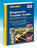 img - for Diagnostic Trouble Codes: Domestic Vehicles, 1992-2002 (Autodata Domestic Diagnostic Trouble Code Manual) book / textbook / text book