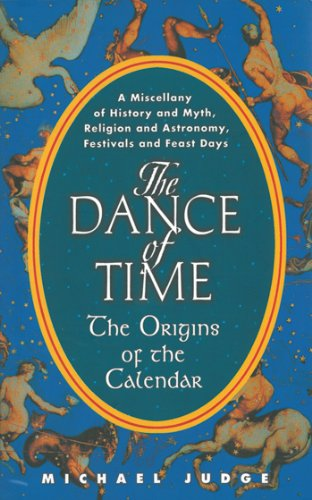 The Dance of Time: The Origins of the Calendar cover