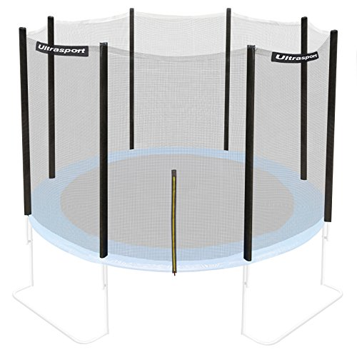 Ultrasport Sicherheitsnetz für Gartentrampolin Ultrasport Jumper (Modelle ab Mai 2014), 366 cm