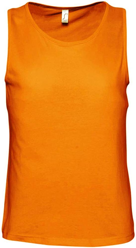 Modelo Justin Camiseta de tirantes para hombre SOLS