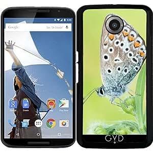 Funda para Motorola Nexus 6 - Mariposa by WonderfulDreamPicture