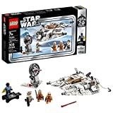 LEGO Star Wars: The Empire Strikes Back Snowspeeder – 20th Anniversary Edition 75259 Building Kit (309 Piece)