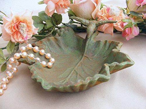 cast iron bird soap dish - 9