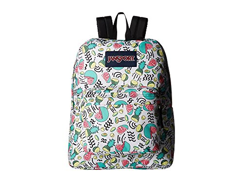JanSport Unisex SuperBreak Fruit Ninja
