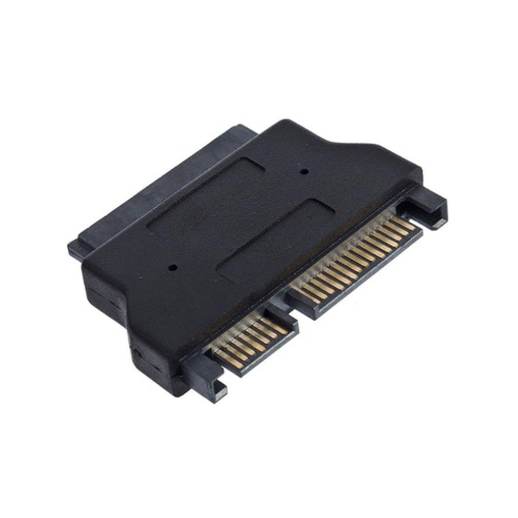 SATA 22 Pin Male to 1.8'' Hard Drive Slimline Micro SATA 16 pin Adapter by Jetway