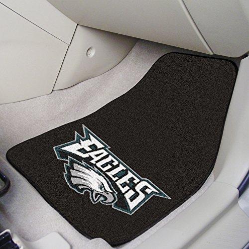 free shipping fanmats nfl philadelphia eagles nylon face carpet car mat 11street malaysia. Black Bedroom Furniture Sets. Home Design Ideas