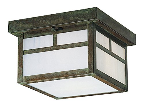 Craftsman Outdoor Ceiling Lights - 9