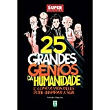 capa de 25 Grandes Gênios da Humanidade