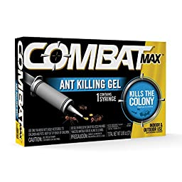 Combat 00023400054572 Max Ant Killing Gel, 27 g (Pack of 12)