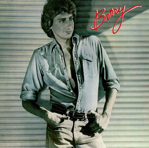 CD : Barry Manilow - Barry (Japan - Import)