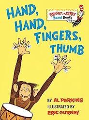 Hand, Hand, Fingers, Thumb (Bright & Early Board Bo