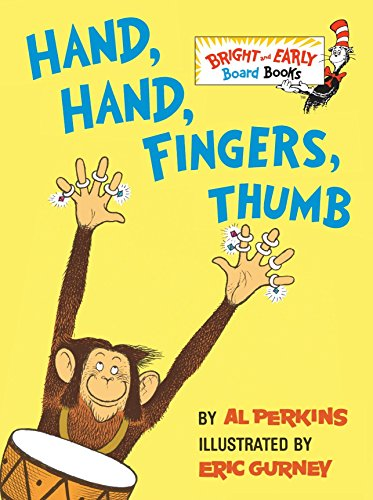 Hand, Hand, Fingers, Thumb (Bright & Early Board Books) from Random House Books for Young Readers