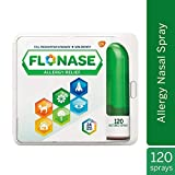 Flonase Nasal Spray for Allergy Relief, 24-Hour Non-Drowsy Allergy Medicine, 120 Sprays