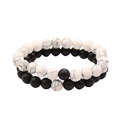bracelet perle couple