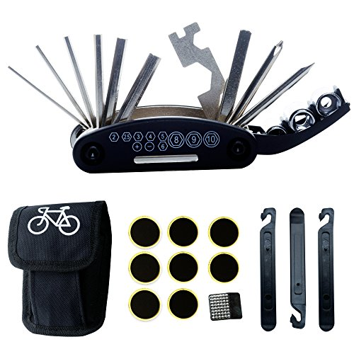 daway-b32-bike-repair-tool-kits-16-in-1-multi-function-bicycle-mechanic-fix-tools-set-bag-included-g