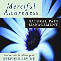 Merciful Awareness: Natural Pain Management Speech by Stephen Levine Narrated by Stephen Levine