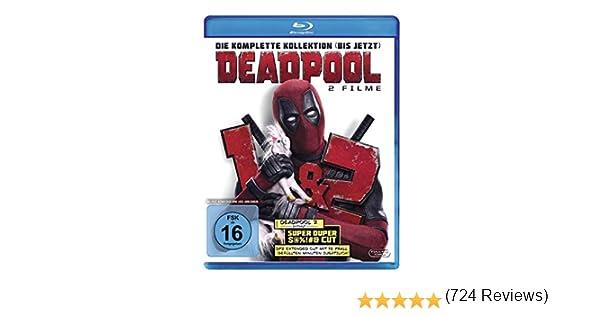 Deadpool 1 + 2/2 Blu-ray: Amazon.es: Libros en idiomas extranjeros