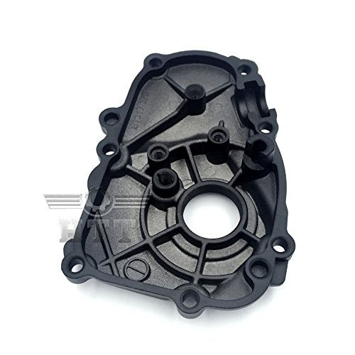 HTT Motorcycle Black Right Side Engine Crankcase Cover Ignition Trigger For 2003-2005 Yamaha YZF-R6//2006-2009 Yamaha YZF-R6S//1989-1997 Yamaha FZR600//1989-1990 Yamaha FZR500