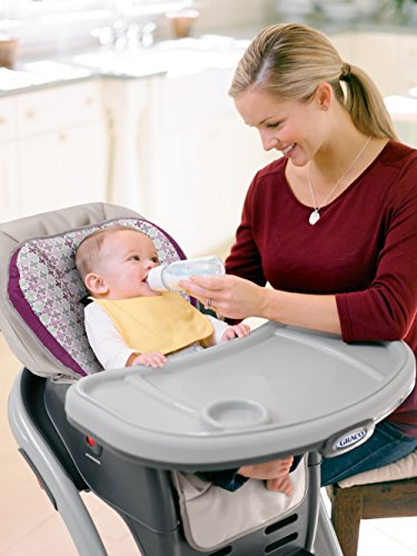 Graco Blossom 4-in-1 Convertible High Chair Seating System, Nyssa by Graco (Image #8)