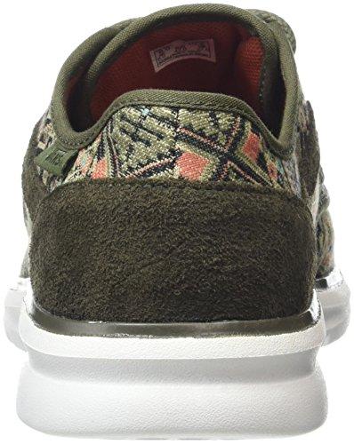 Vans Iso 2 Heren Ons 8.5 Multi Kleuren Sneakers