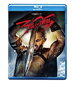 Cover Image for '300: Rise of an Empire (Blu-ray + DVD + Digital HD UltraViolet Combo Pack)'