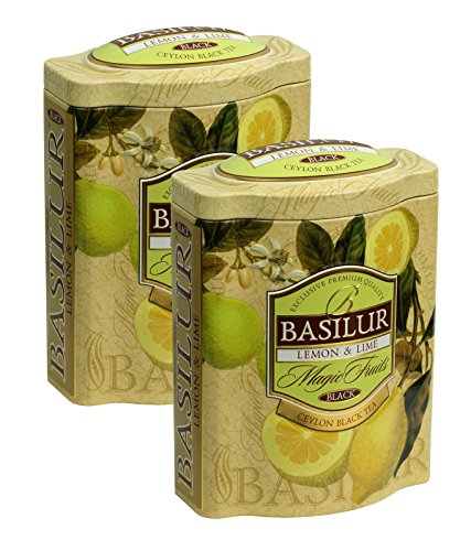 Basilur Citrus Fruits Premium Collection