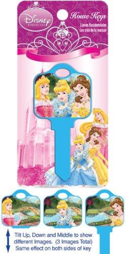 Buy disney princess multiple image kwikset kw1 key