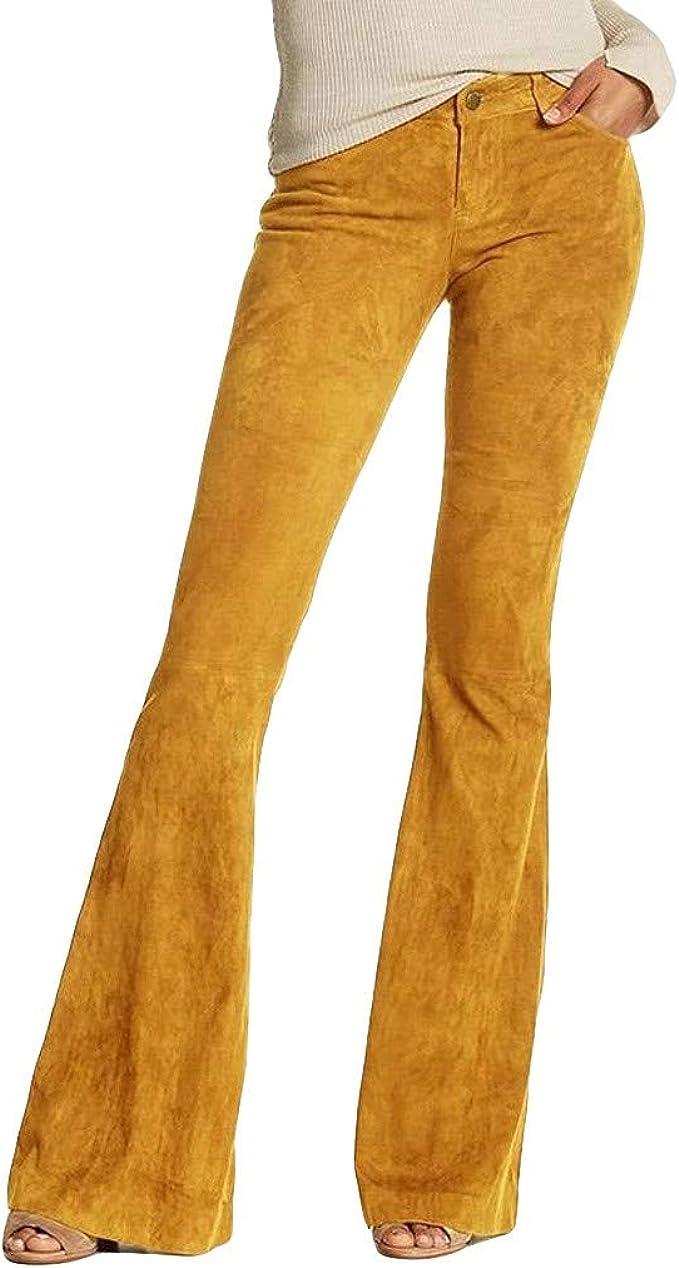 Vectry Pantalones Bombacho Mujer Pantalones Vestir Mujer Verano ...
