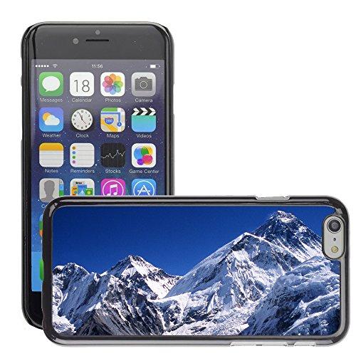 "Premio Sottile Slim Cassa Custodia Case Cover Shell // V00002828 Everest pic // Apple iPhone 6 6S 6G PLUS 5.5"""