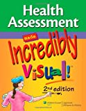 Health Assessment Made Incredibly Visual! (Incredibly Easy! Series®)