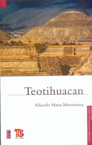 Descargar Libro Teotihuacan Eduardo Matos Moctezuma