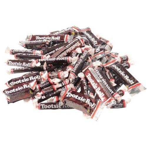 TOOTSIE ROLL MEGA MIX, SOLD BY 5 BAGS