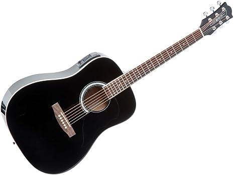 Eko Ranger 6EQ Guitarra electro acustica: Amazon.es: Instrumentos ...