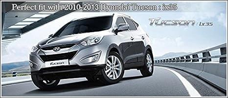 Hyundai Motors OEM 876142s000 876242s000 lado espejo lámpara de señal LED para 10 11 12 13 Hyundai Tucson ix35: Amazon.es: Coche y moto