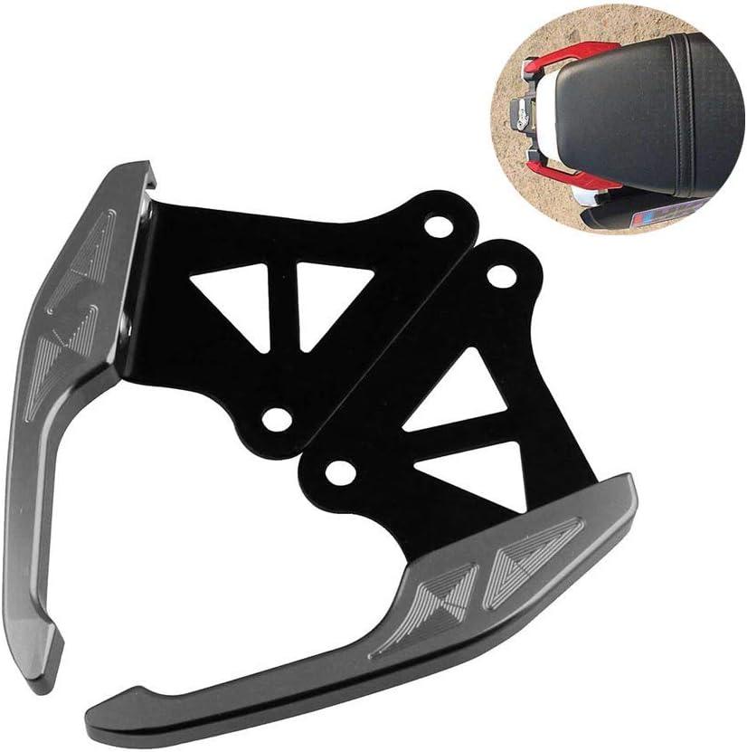 ETbotu Posteriore Sedile del passeggero Barre Maniglia Maniglia per Motocicletta 2013/ /2015/Honda Grom MSX 125/MSX125