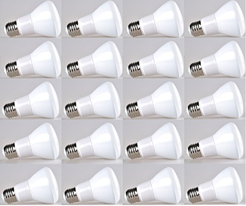 20 pack Bioluz LED Equivalent Dimmable