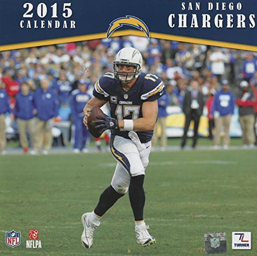 San Diego Chargers 2015 (San Diego Chargers Calendar)