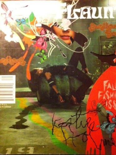 Flaunt Magazine Volume 68 Fall Fashion Issue: Katie ()