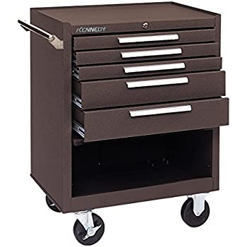 Kennedy Manufacturing 297Xb 7-Drawer Roller Tool Cabinet With ...