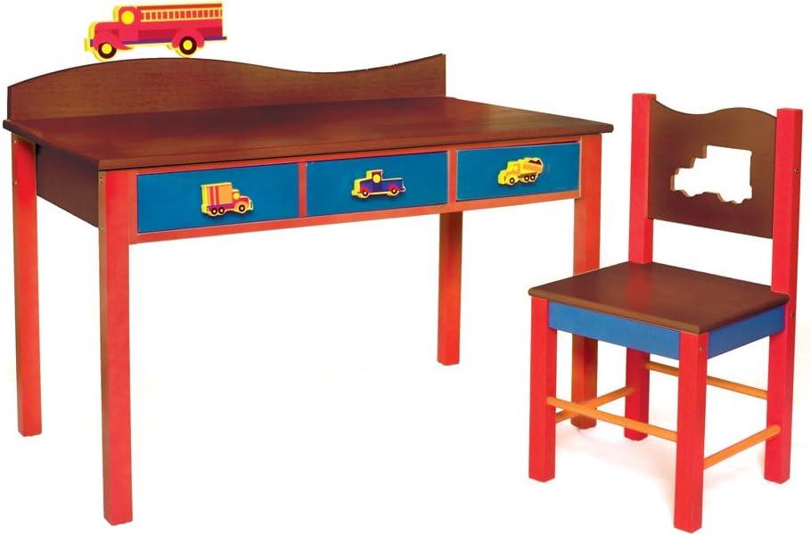 Natural Room Magic Desk//Chair Set
