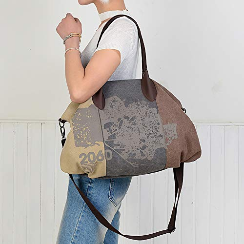 nombreux Cartable de de de mainle sac Femmes Vintage Sac couleurs sac De à d'épaule types mélange 08Rqwv